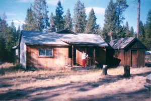 Dale and Bethe,s Cabin, LaPine