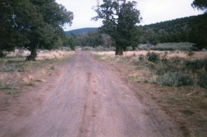 Desert Road, Central Oregon