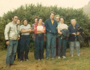 Family in 1972