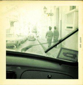 Old San Juan 1963