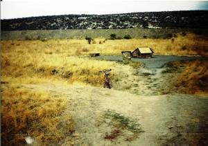 Oregon Trail Rut