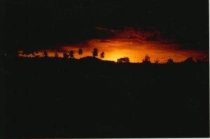 Sunset Near Isabela