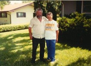 Scott & Barb 2000